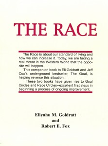 Goldratt The Race